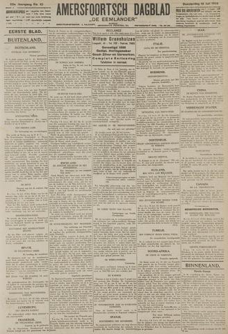 Amersfoortsch Dagblad / De Eemlander 1926-07-15