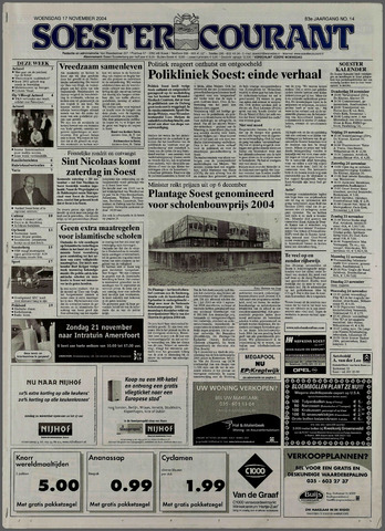Soester Courant 2004-11-17
