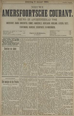 Nieuwe Amersfoortsche Courant 1883-01-06