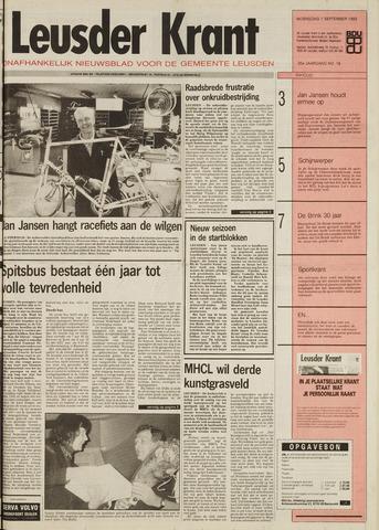 Leusder Krant 1993-09-01