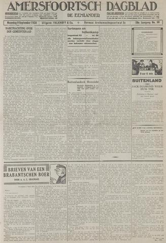 Amersfoortsch Dagblad / De Eemlander 1930-09-08