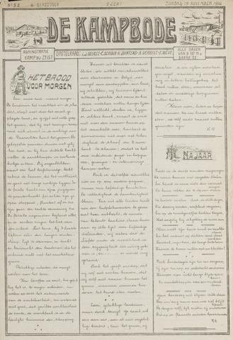 De Kampbode 1916-11-19