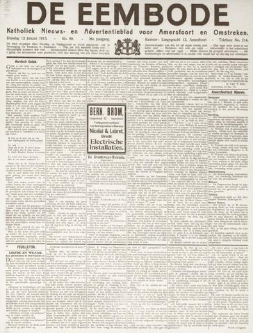 De Eembode 1915-01-12