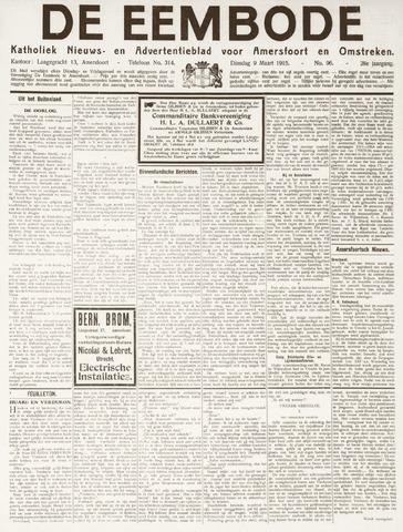 De Eembode 1915-03-09