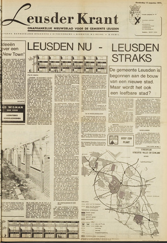 Leusder Krant 1970-08-13