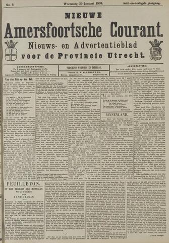 Nieuwe Amersfoortsche Courant 1909-01-20