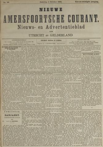 Nieuwe Amersfoortsche Courant 1895-10-05