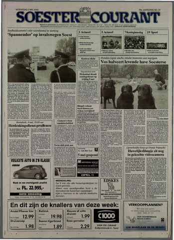 Soester Courant 2000-05-03