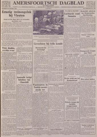 Amersfoortsch Dagblad / De Eemlander 1942-01-26