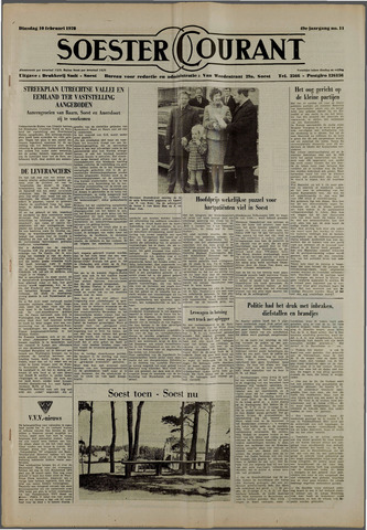 Soester Courant 1970-02-10