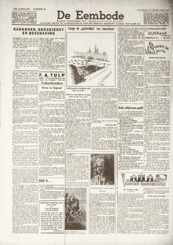 De Eembode 1941-02-21
