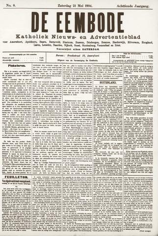 De Eembode 1904-05-21