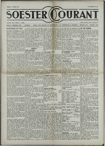Soester Courant 1957-03-08