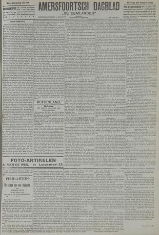 Amersfoortsch Dagblad / De Eemlander 1921-10-25