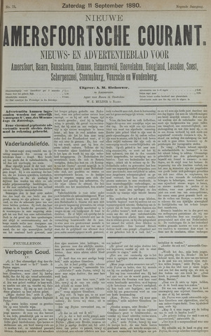 Nieuwe Amersfoortsche Courant 1880-09-11