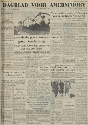 Dagblad voor Amersfoort 1950-09-30
