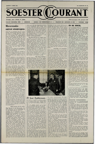 Soester Courant 1952-04-01