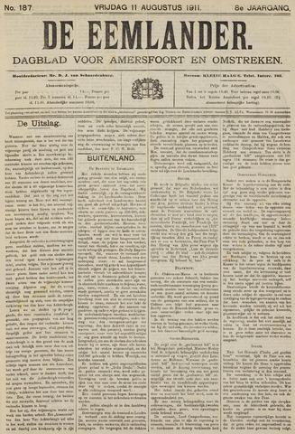 De Eemlander 1911-08-11
