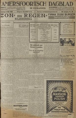 Amersfoortsch Dagblad / De Eemlander 1930-05-31