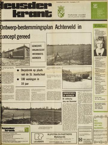 Leusder Krant 1976-04-29