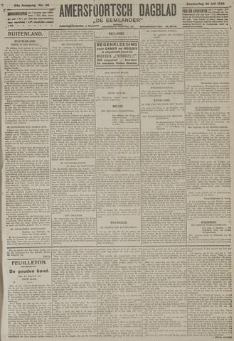 Amersfoortsch Dagblad / De Eemlander 1925-07-30