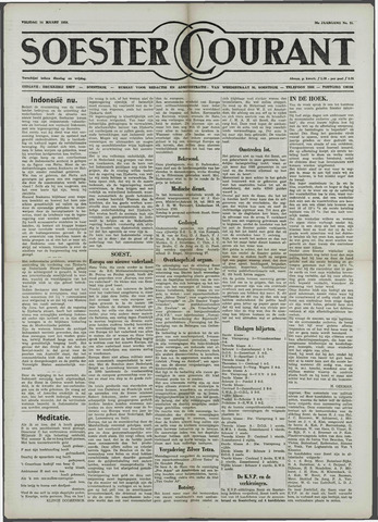 Soester Courant 1958-03-14