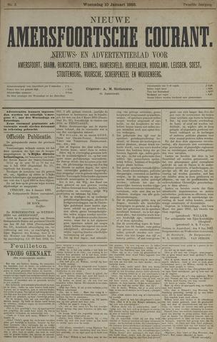 Nieuwe Amersfoortsche Courant 1883-01-10