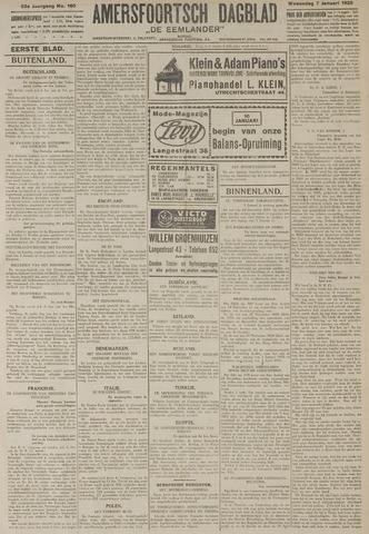 Amersfoortsch Dagblad / De Eemlander 1925-01-07