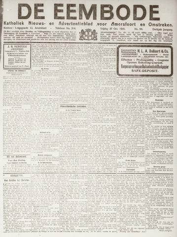 De Eembode 1916-10-27