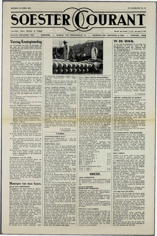 Soester Courant 1951-04-24