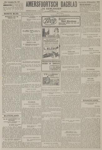 Amersfoortsch Dagblad / De Eemlander 1925-11-26