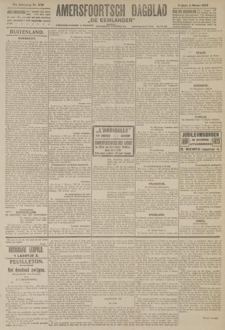 Amersfoortsch Dagblad / De Eemlander 1923-03-02