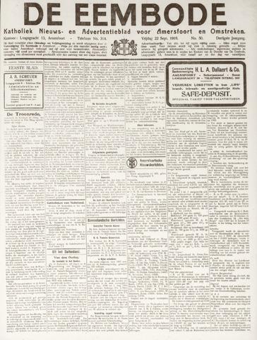 De Eembode 1916-09-22