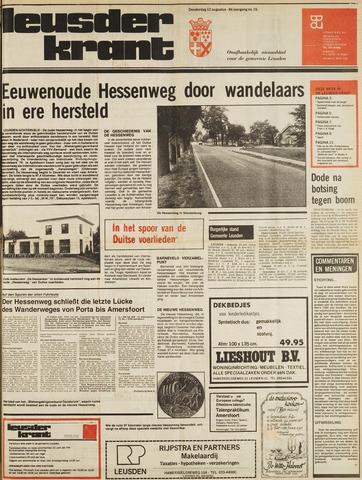 Leusder Krant 1976-08-12