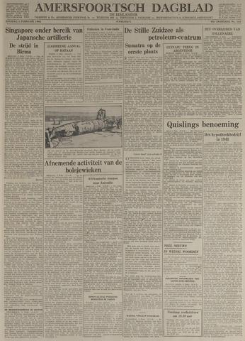 Amersfoortsch Dagblad / De Eemlander 1942-02-03