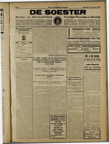 De Soester 1933-01-21