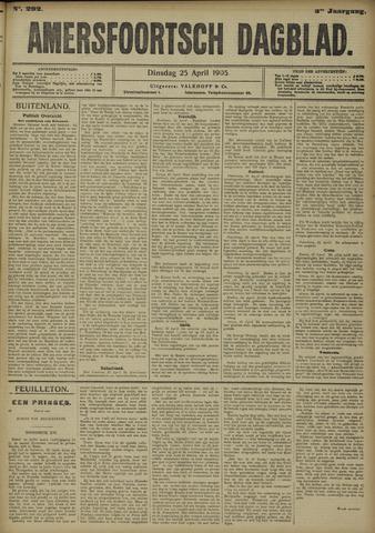 Amersfoortsch Dagblad 1905-04-25