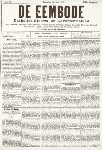De Eembode 1897-06-26