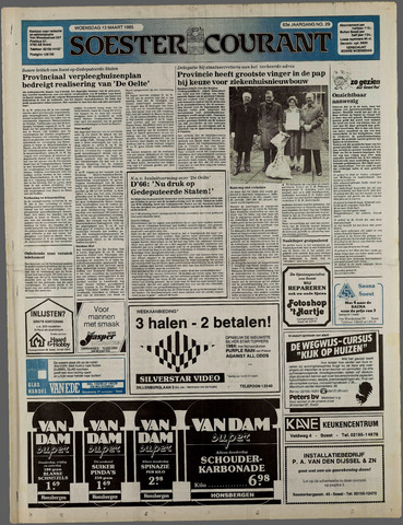 Soester Courant 1985-03-13