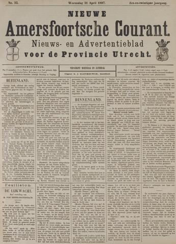 Nieuwe Amersfoortsche Courant 1897-04-21