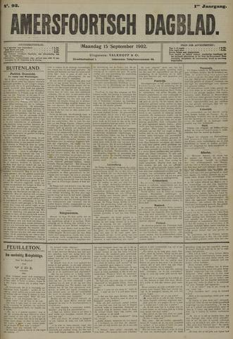 Amersfoortsch Dagblad 1902-09-15