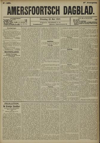 Amersfoortsch Dagblad 1907-05-28