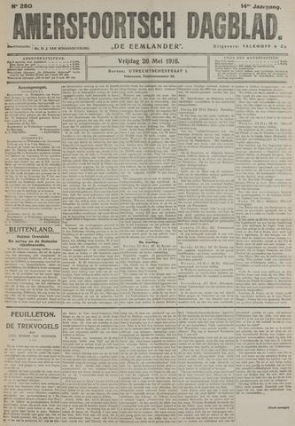 Amersfoortsch Dagblad / De Eemlander 1916-05-26