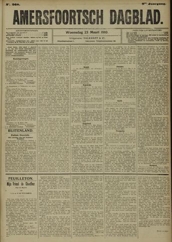 Amersfoortsch Dagblad 1910-03-23