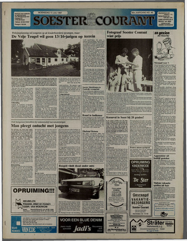 Soester Courant 1987-07-15