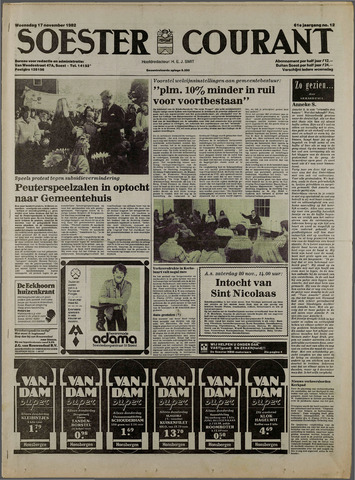 Soester Courant 1982-10-17