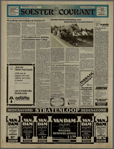Soester Courant 1984-06-13