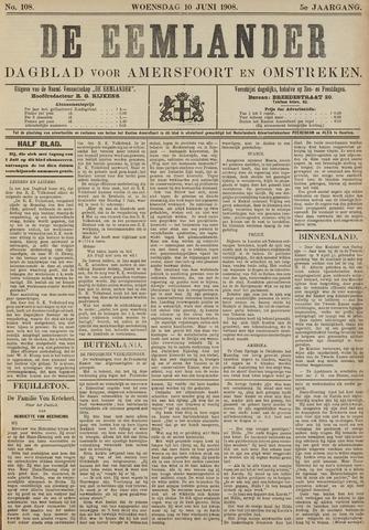 De Eemlander 1908-06-10