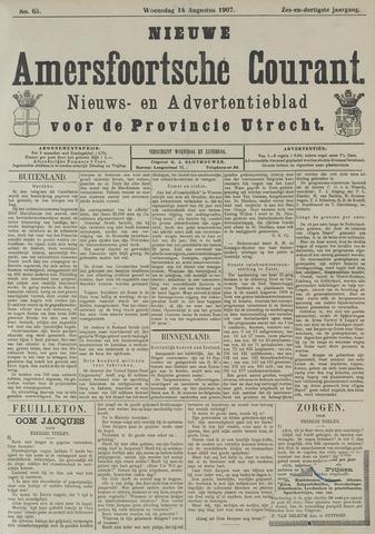 Nieuwe Amersfoortsche Courant 1907-08-14
