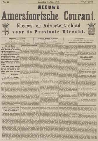 Nieuwe Amersfoortsche Courant 1918-06-08